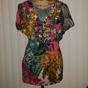 Vintage LB Baby Doll Blouse